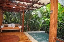 Beautiful Nayara Springs suite